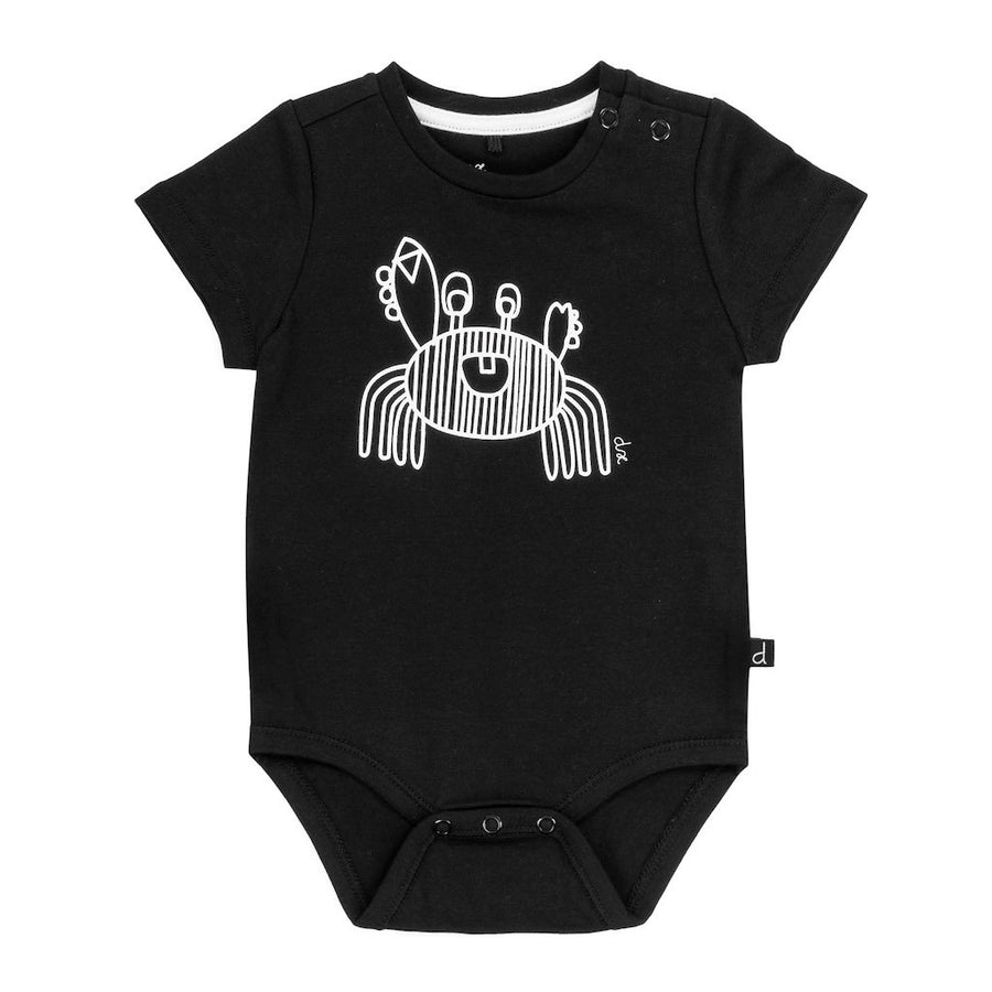 DPD-Bodysuit & Pant Set Organic Cotton-A30AB144-999 Anthracite