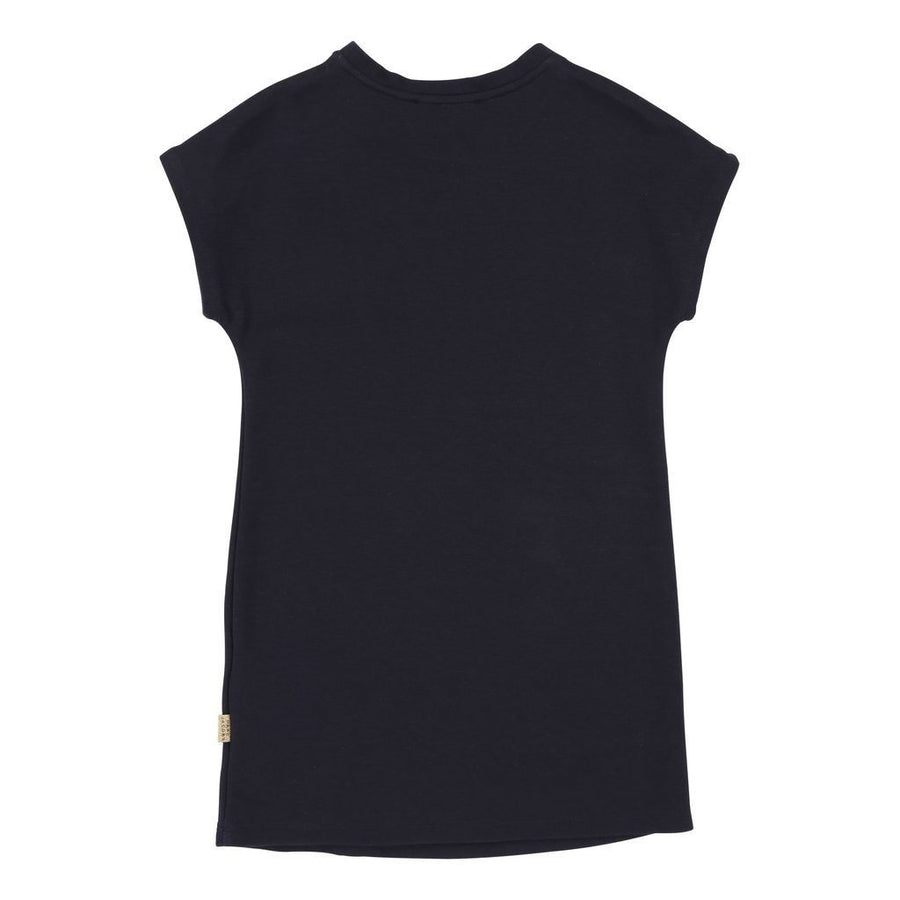 Little Marc Jacobs Navy Dress