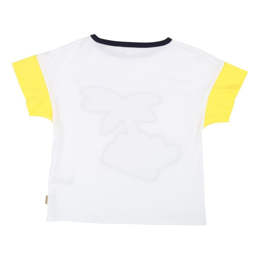 JACOB-T-SHIRT-W15421-10B WHITE