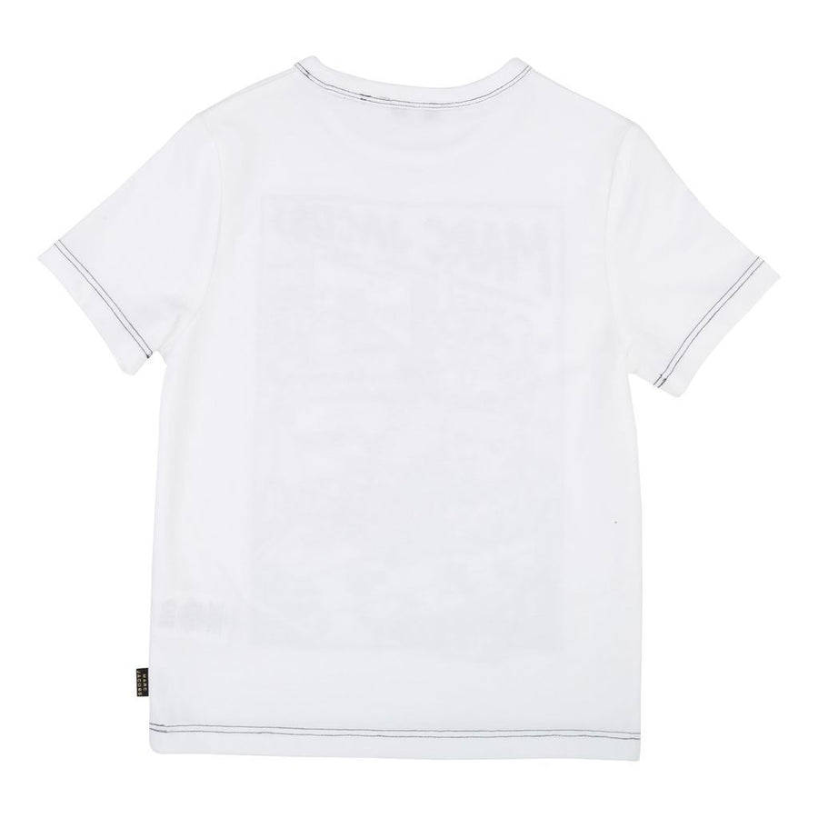 Little Marc Jacobs White T-Shirt