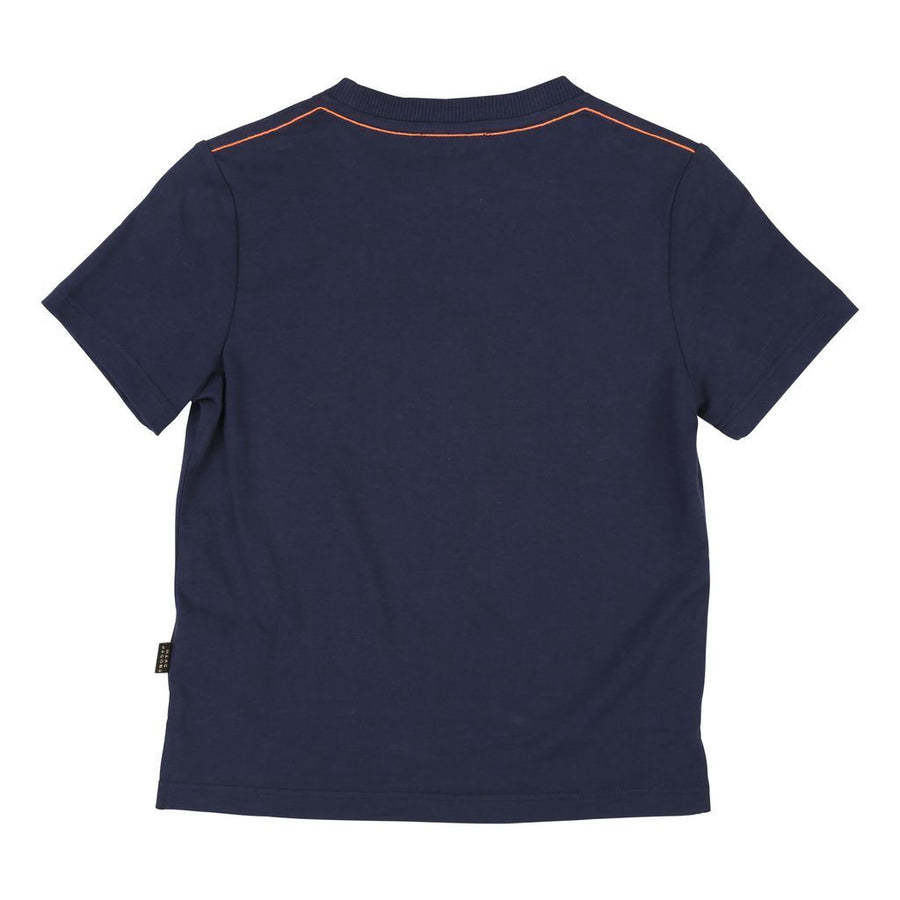 Little Marc Jacobs Navy T-Shirt