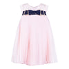 Hucklebones Rose Pleated Trapeze Dress-ss19-151-