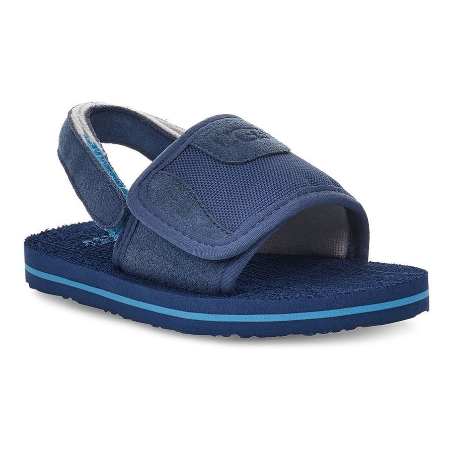 UGG ENSIGN BLUE BEACH SANDAL
