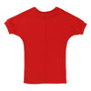 Givenchy Red Short Sleeve Sweater Dress-h12028-991-