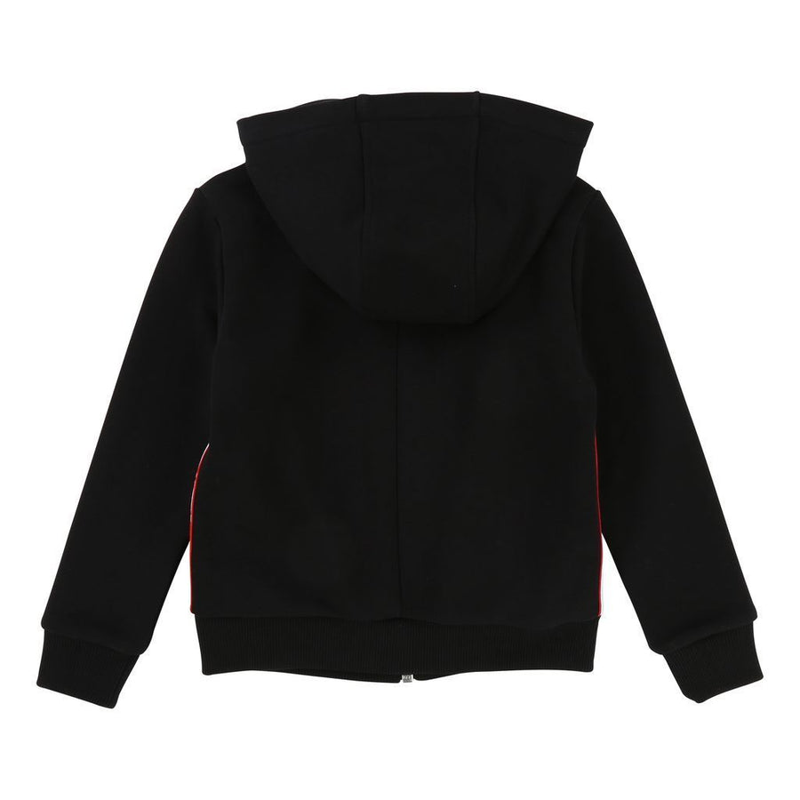 givenchy-black-logo-tape-zip-up-cardigan-h15046-09b