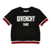 Givenchy Black Logo Sweatshirt-h15050-09b-