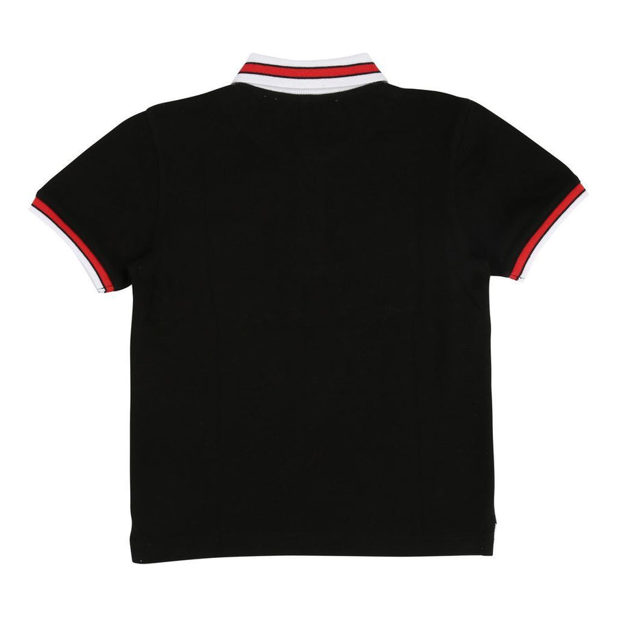 Givenchy Black Short Sleeve Polo-h25042-09b-