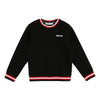 Givenchy Black Sweatshirt-h25051-09b-