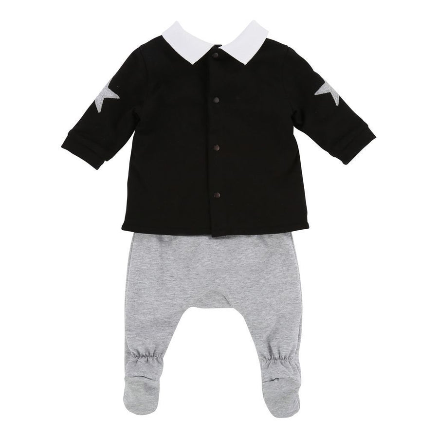 Givenchy Black/ Gray Pyjamas-h97021-m60