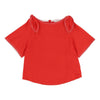 chloe-orange-coral-shoulder-knot-t-shirt-c15735-96a