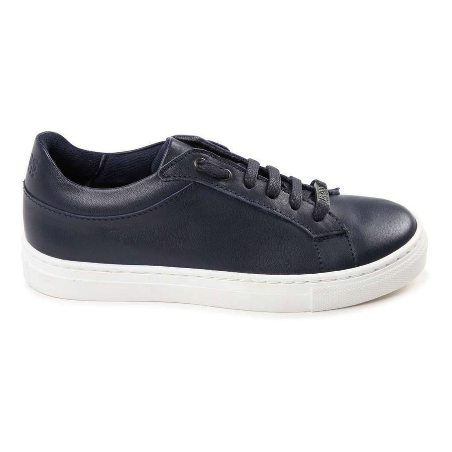 Boss Navy Trainers-j29169-849-