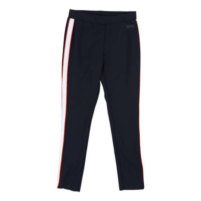 Boss Navy Trousers-j14189-849-