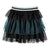 Molo Birthe Oil Tiered Tulle Skirt