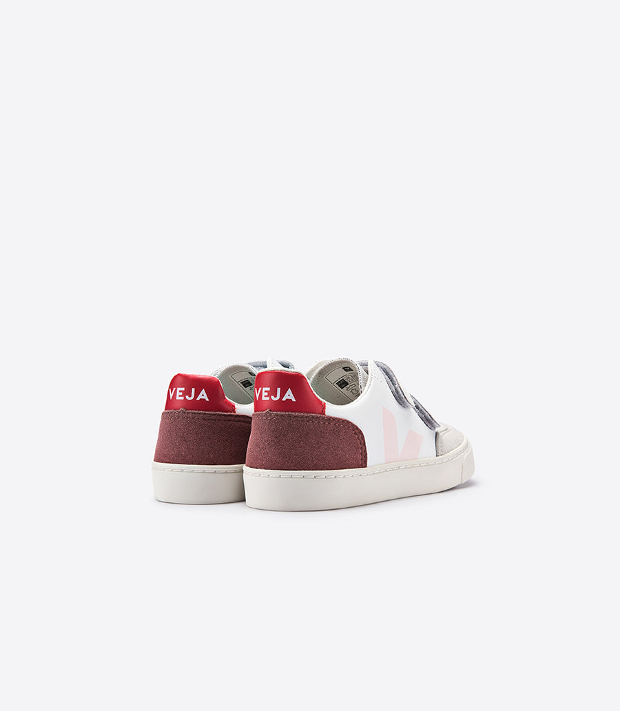 Veja Velcro Leather Multico Petale-vsv021835