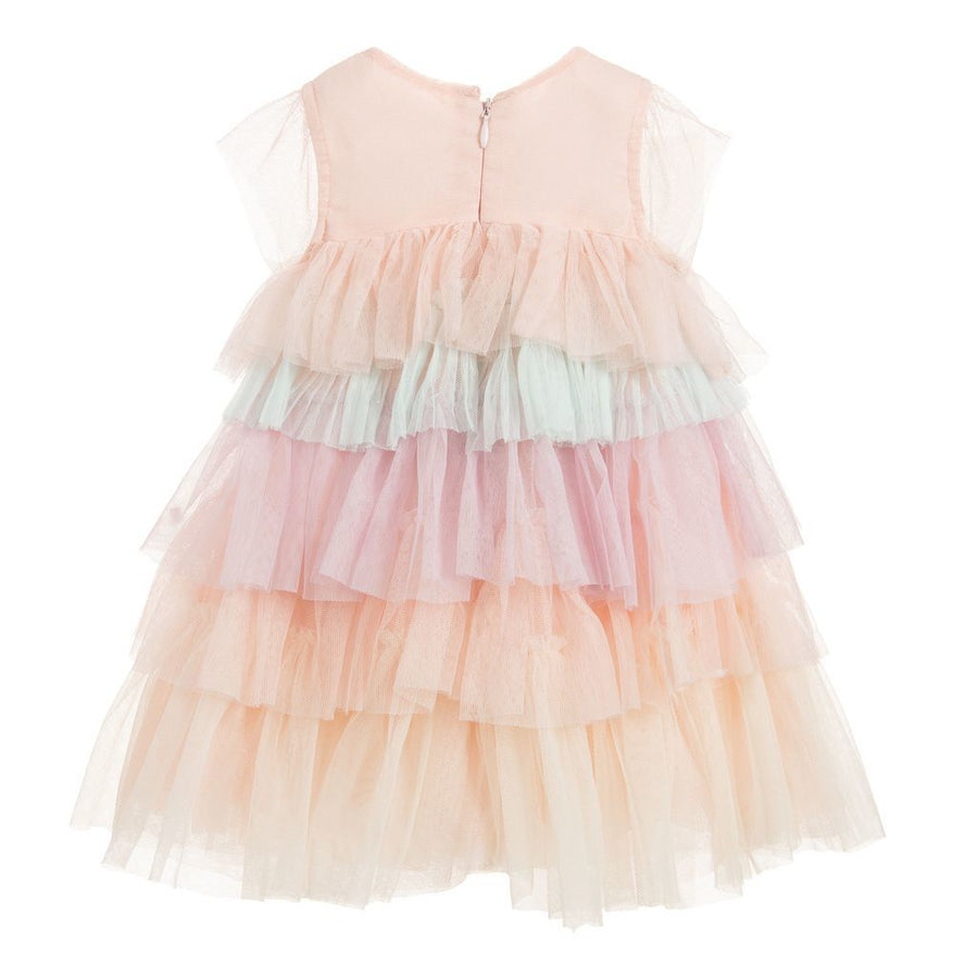 Billieblush Pink Tulle Dress