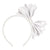 White Big Bow Headband