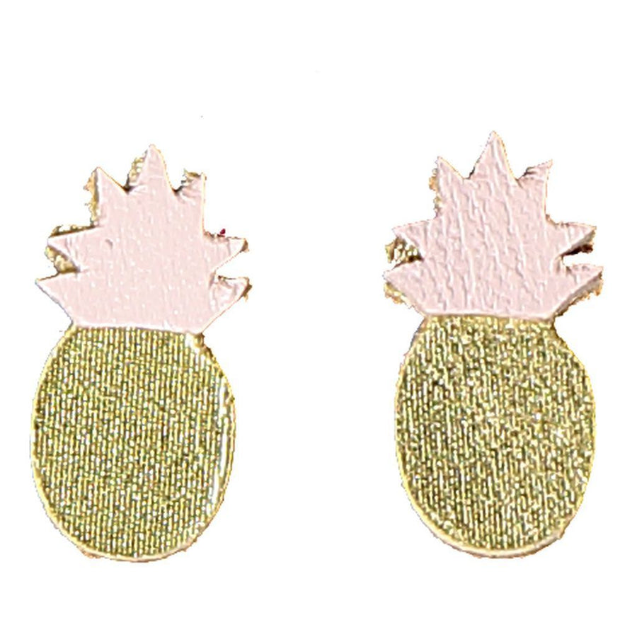 IllyTrilly Pineapple Earrings