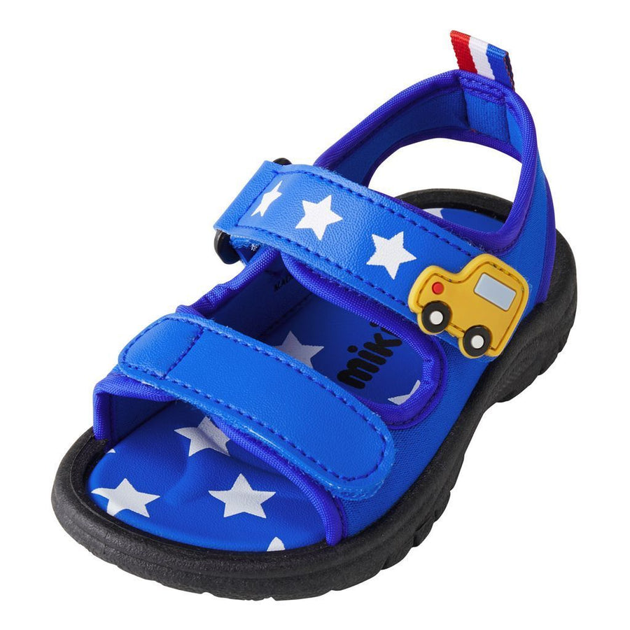 Miki House Blue Star Sandals