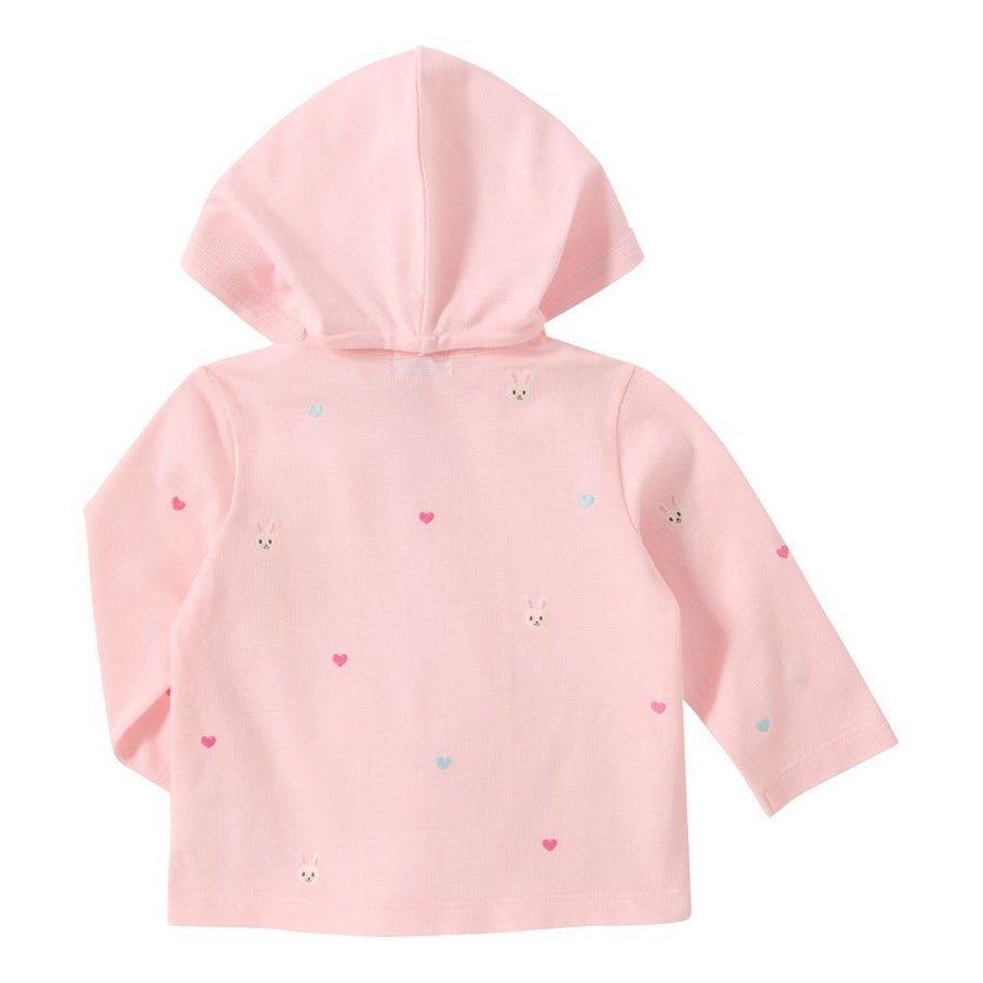 Miki House Pink Zip Up Jacket