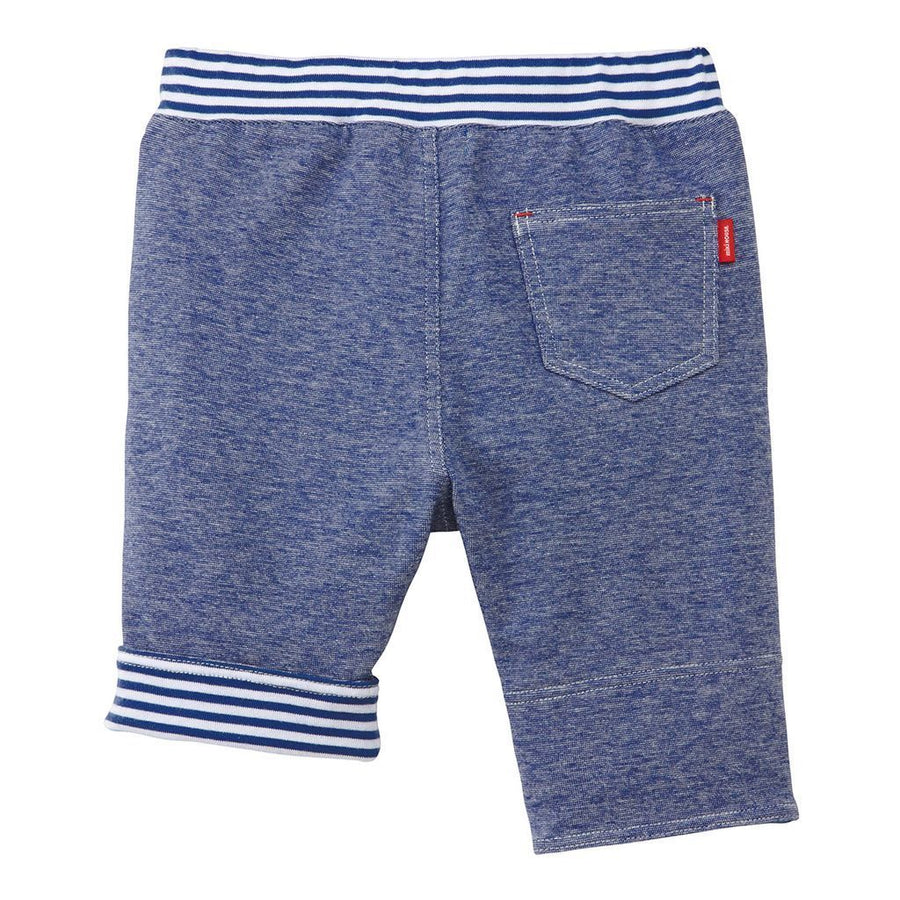 Miki House Navy Car Shorts