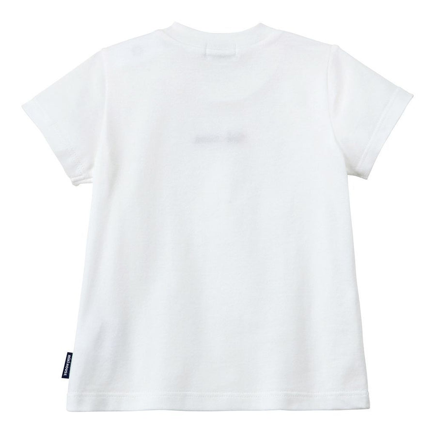 Miki House White T-Shirt