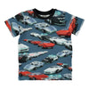 MOLO-T-SHIRTS SS-1W19A217-4880 SELF-DRIVING CARS
