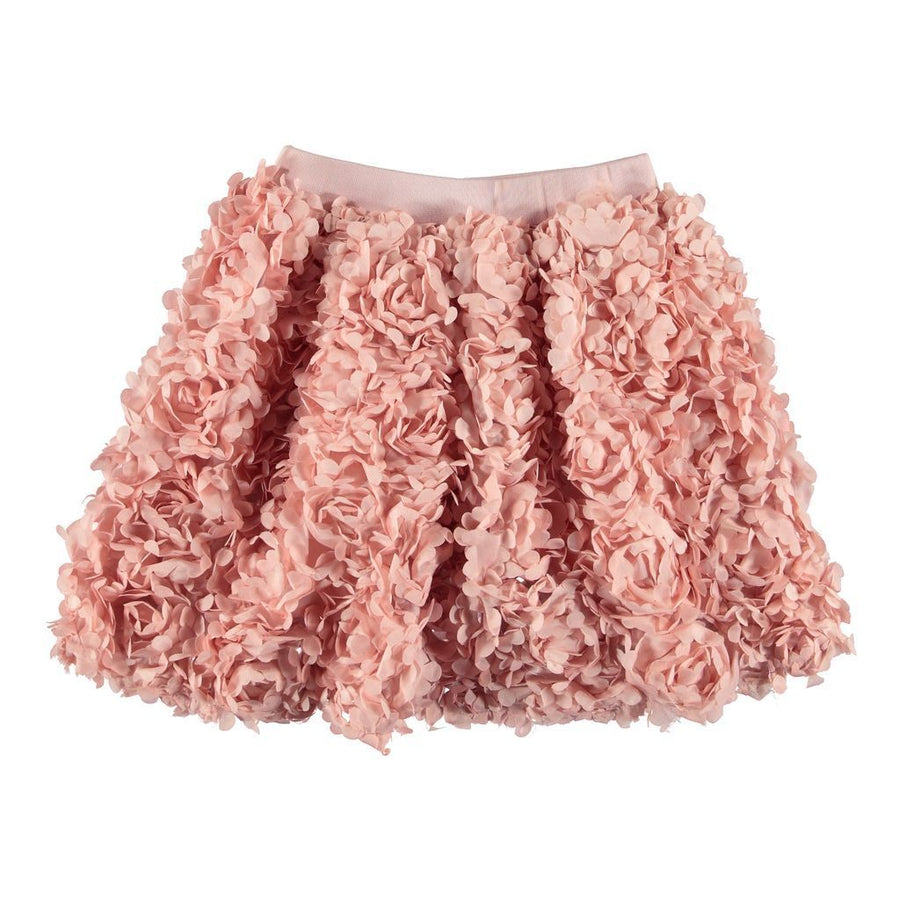 MOLO Brickly Chalk Pink Skirt