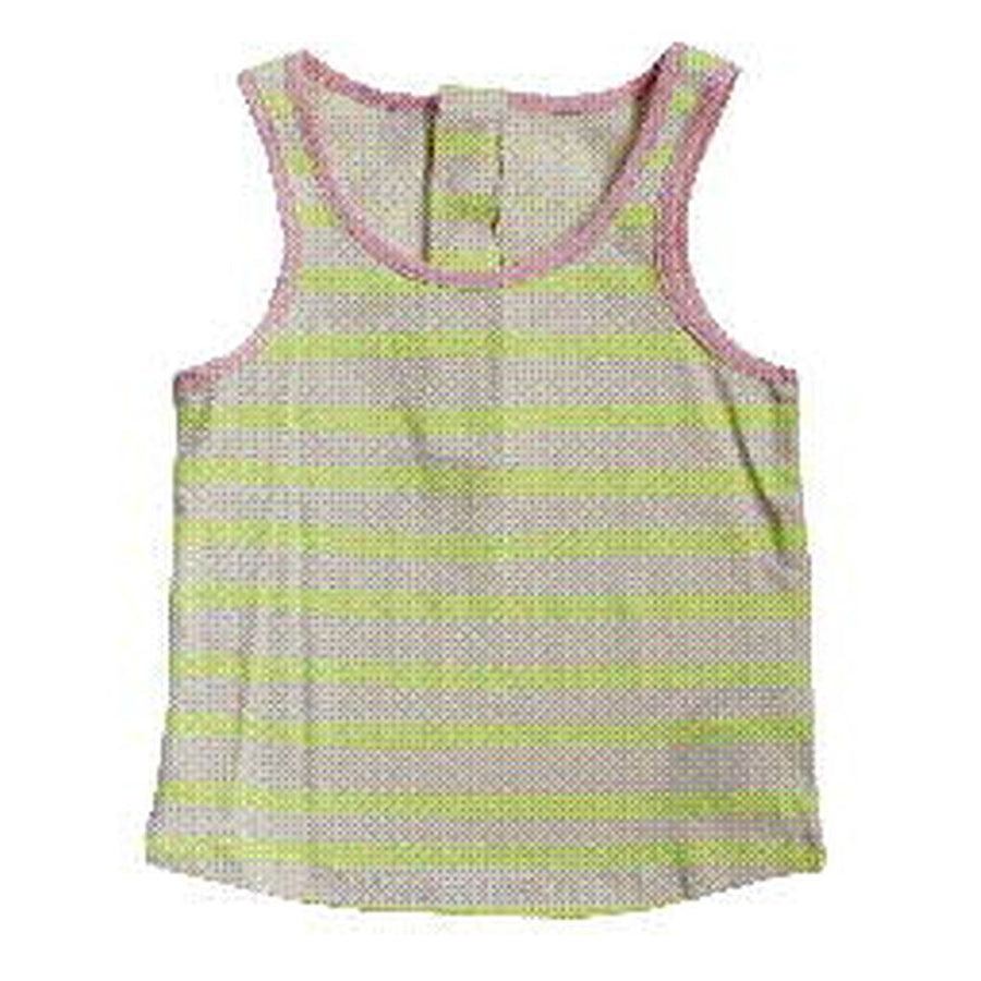 BLUSH-TANK TOP-U15208-533 YELLOW
