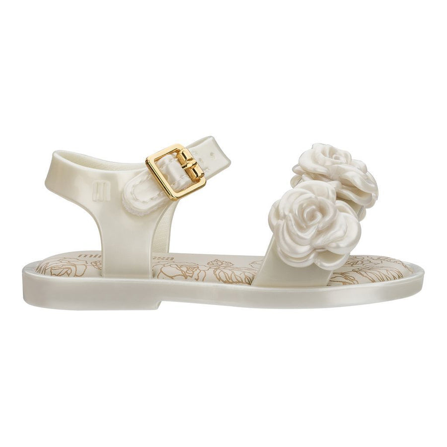 WHITE MINI MAR SANDAL III