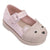 MINI MELISSA PINK BEIGE MINI MAGGIE BEAR BB