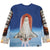 Molo Blue Rocket Launch Long Sleeve T-Shirt