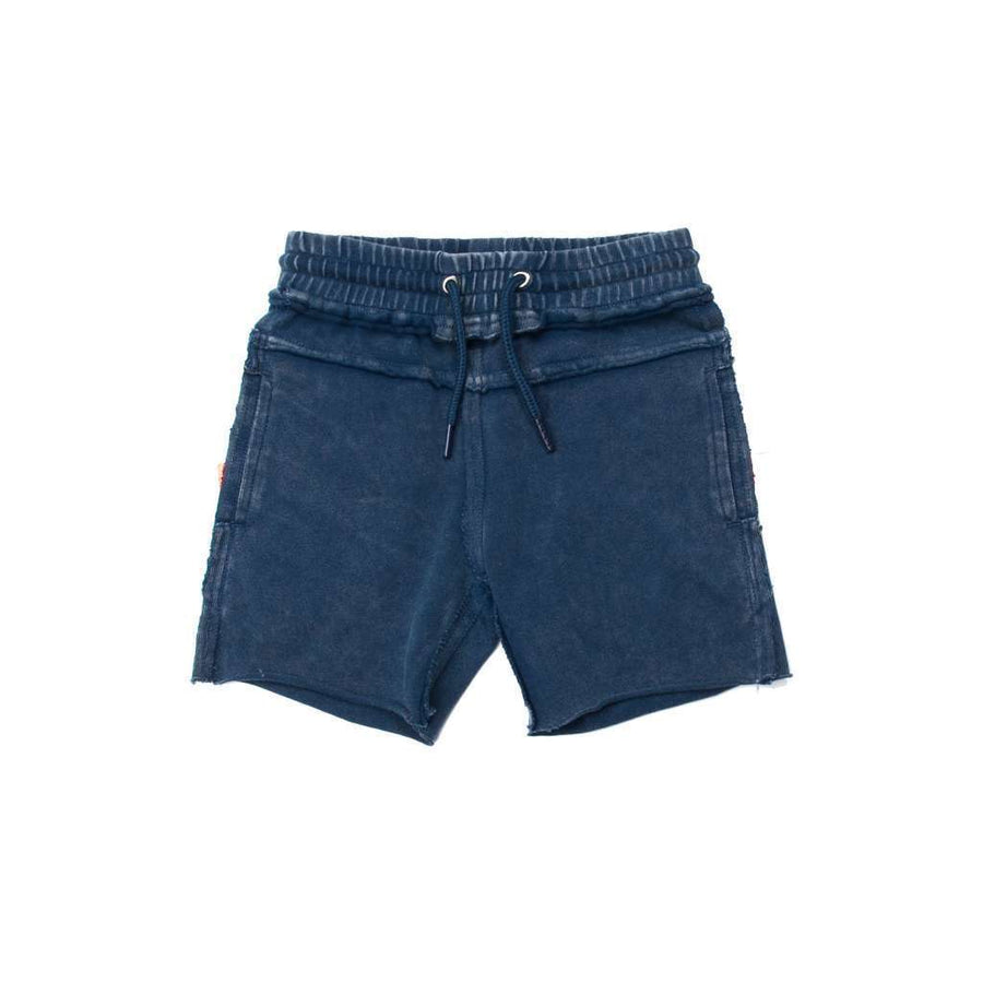 SUPERISM-KIRK - SHORT-S1801115 NAVY