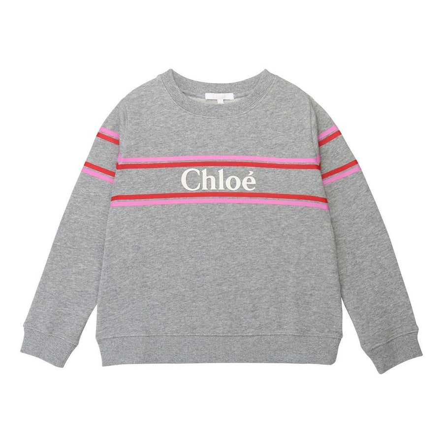 Chloe Gray Sweatshirt