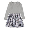 Molo Gray Mythical Creatures Credence Dress