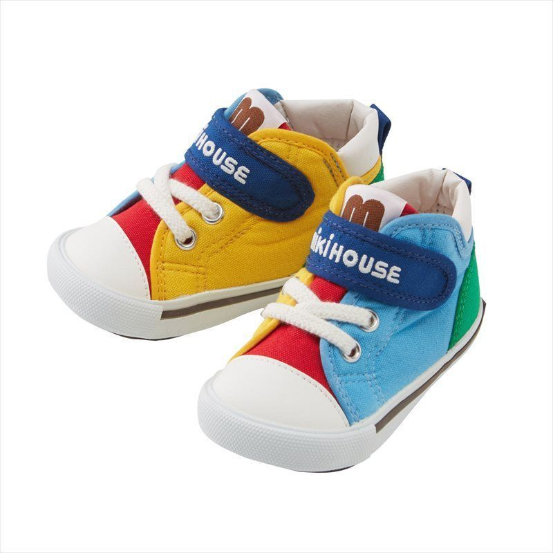 Rainbow Strap Shoes