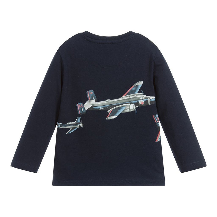 mayoral-navy-long-sleeve-planes-t-shirt-4023-22