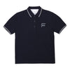 Boss Navy Short Sleeve Polo