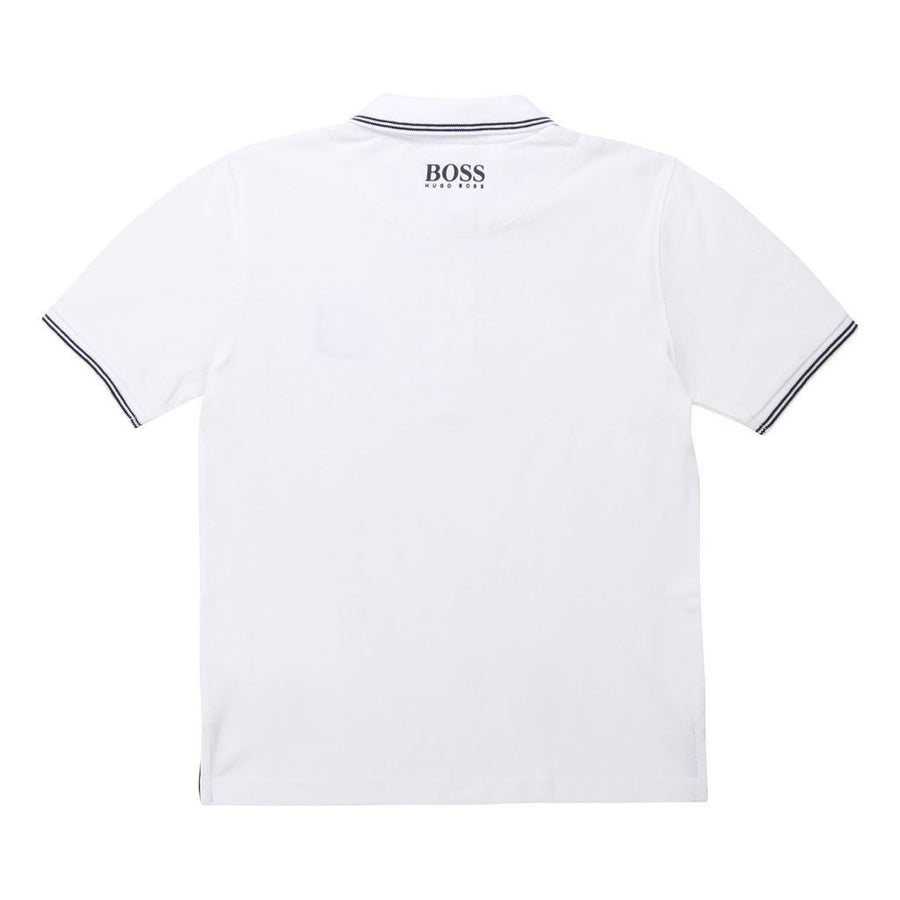 boss-white-short-sleeve-polo-j25e34-10b