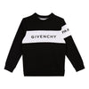 GIVENCHY-SWEATSHIRT-H25137-09B BLACK