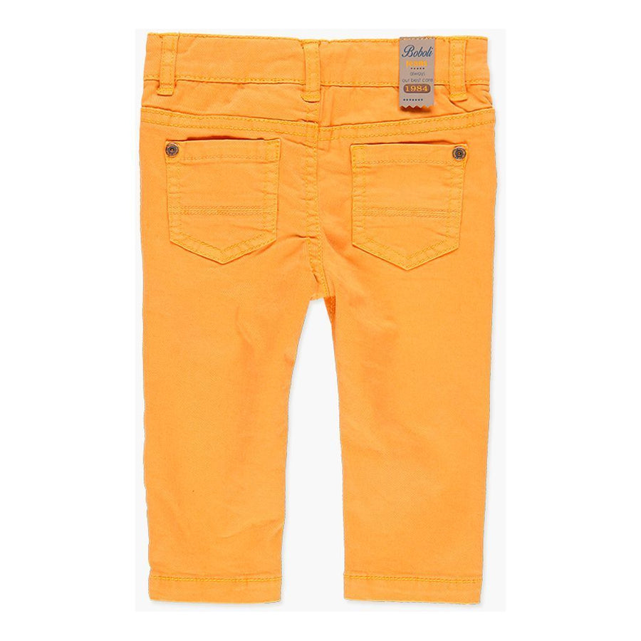 boboli-yellow-twill-trousers-398000-1133