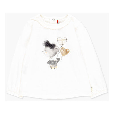 boboli-white-knit-bunny-t-shirt-708027-1111