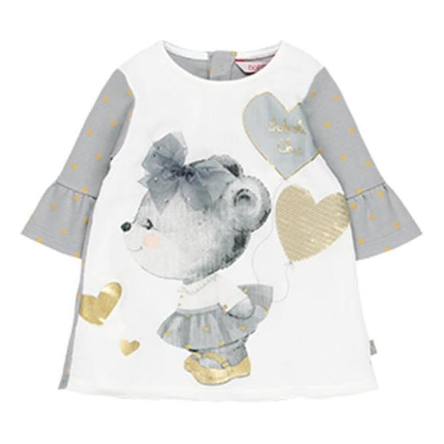 boboli-gray-teddy-dress-708050-9190