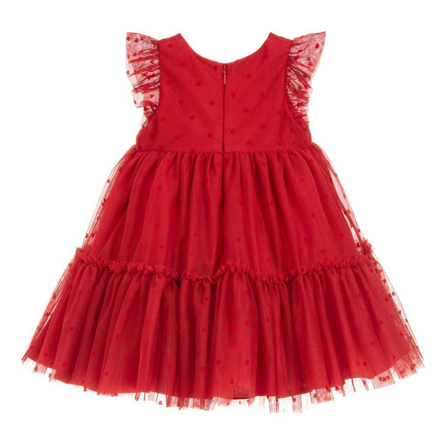 Red Rubino Dress