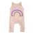 Pale Pink Rainbow Bodysuit