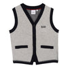 boss-light-gray-marl-cardigan-vest-j25e04-a07
