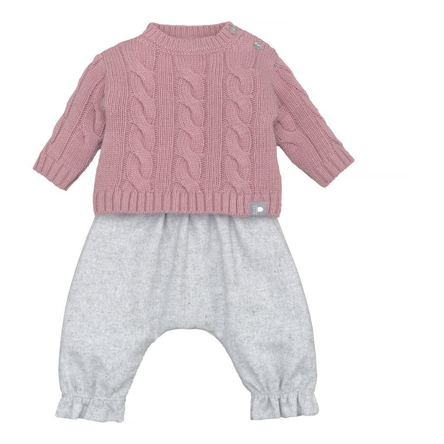 SNUG PINK 2 PC SET