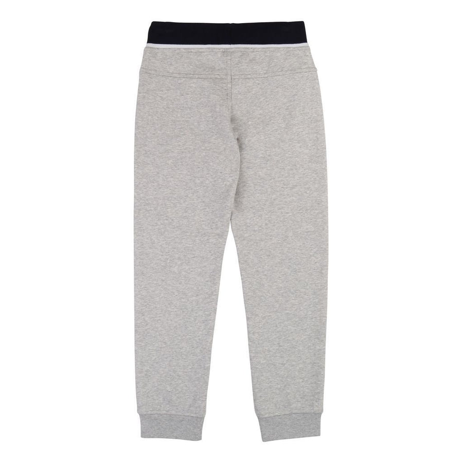 Light Gray Marl Jogging Bottoms