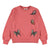 MOLO PINK FADED ROSE SWEATSHIRT