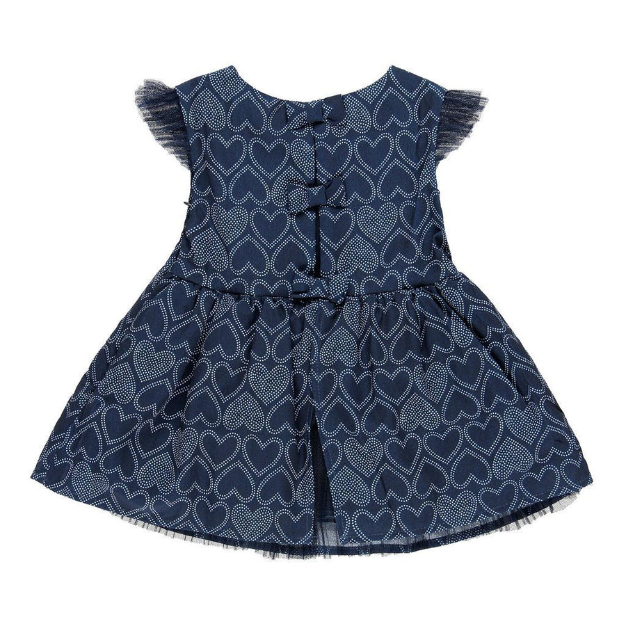 boboli-navy-heart-print-dress-709129-9336