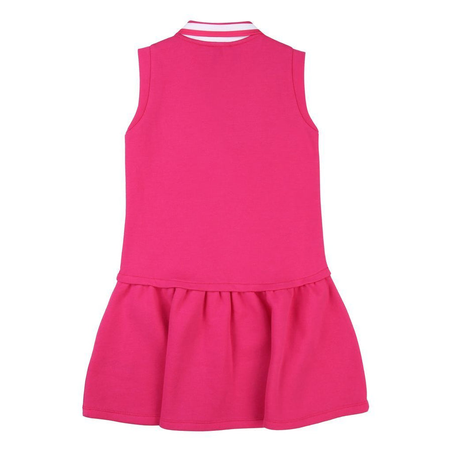Fuschia Polo Dress